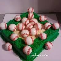37 best baseball cakes images on pinterest baseball cakes