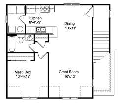 apartments garages floor plan dunbar apartment garage plan 058d 0145 house plans and more