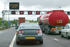 use of amber lights on vehicles motorways 253 to 273 the highway code guidance gov uk