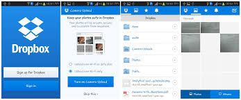 dropbox app for android dropbox for android best cloud storage for android