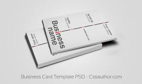 Photoshop Template Business Card Free Business Cards Templates Psd Files Free Business Card