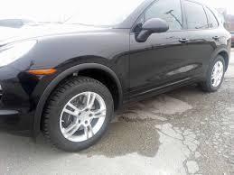 porsche cayenne s tires winter wheels and tires from 21 in to 18 in rennlist