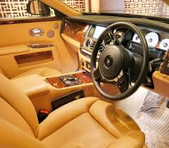 roll royce interior rolls royce ghost series 2 on rent for doli at ktc india