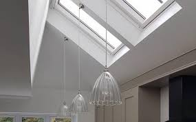 what is the best lighting for a sloped ceiling how do i install pendant lights on a sloping ceiling