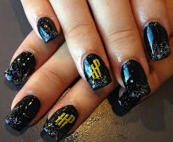 51 best nail art images on pinterest harry potter nails designs