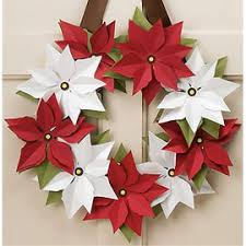 Decorating Ideas For Office with Decoration Ideas Cheerful White Christmas Felicitation Hang On