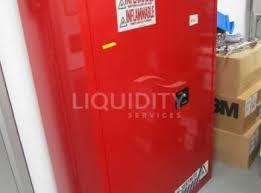 Justrite Flammable Liquid Storage Cabinet Justrite 60 Gallon Flammable Liquid Storage Cabinet Dims 44 U0027 U0027 X