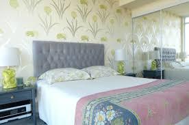 ideen tapeten schlafzimmer schlafzimmerwand gestalten interessante ideen zum nachfolgen