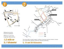 fitness center 30fss com running maps