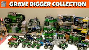 grave digger monster truck 30th anniversary grave digger collection monster jam youtube