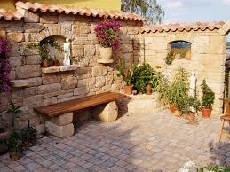 Gartengestaltung Terrasse Hang Terrassen Kreativ Pflastern Kreative Ideen Für Ihr Zuhause Design