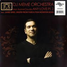 From Paris With Love Meme - dj meme orchestra feat rachel claudio any love part 2 decks