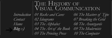 the history of visual communication the computer