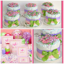 baby shower colors for a girl 6 mini cakes any colors baby shower decorations
