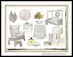 Home Design Mood Board Coastal White Washed Home Decor Ideas E Design Mood Board