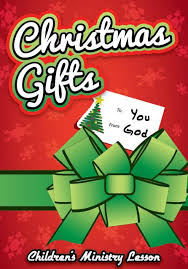 children s ministry lesson gifts