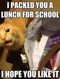 T Rex Bed Meme - i packed you a lunch for school i hope you like it zanyjaney com