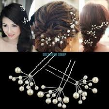decorative hair pins aliexpress buy cheap free shipping wedding decoration bridal
