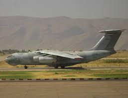 2003 Iran Ilyushin Il-76 crash