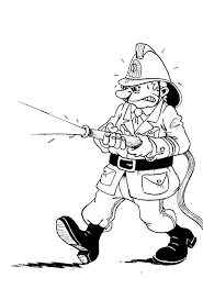 fireman coloring pages images bff fire fighter stuff