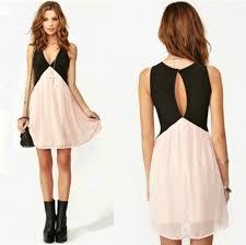 casual summer black dress 2016 fashion trends gossip style
