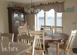 Bay Window Valance Not Your Usual Kitchen Window Treatment