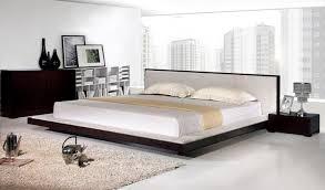 Modern Designs by Bed Amazing White Bed Platform Bedroom Modern Designs Floating
