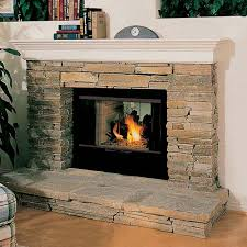 Indoor Outdoor Wood Fireplace Double Sided - 36