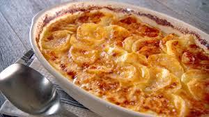 thanksgiving scalloped potatoes cheesy scalloped potatoes recipe u0026 video martha stewart