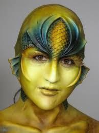 prosthetic makeup schools mermaidlicious inspiracion fxfantasy fx makeup