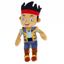disney jake u0026 neverland pirates 10 jake soft toy 13 00