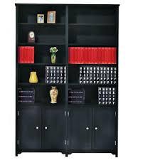Locker Bookshelf Home Decorators Collection Oxford Black Storage Open Bookcase