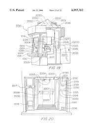 patent us6093312 ice dispenser with an air cooled bin google