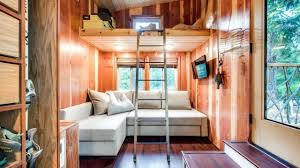 Interiors Of Tiny Homes 25 Best Tiny Houses Coolest Tiny Homes On Wheels Youtube