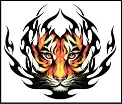 32 best tiger tiger tattoo images on pinterest beautiful black