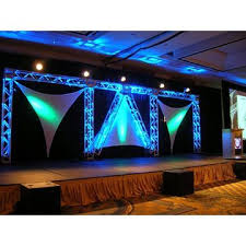dj lighting truss package china used amazing aluminum truss with stage lighting effect for