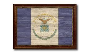 us air force retired military flag patriotic home decor souvenir