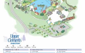 Annapolis Mall Map Upper Clements Parks