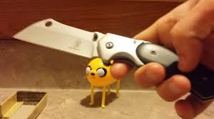 Ebay Kitchen Knives Buckshot Knives Folding Razor Cleaver A 16 Ebay Win Youtube