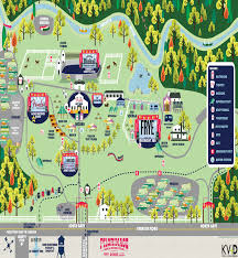 Festival Map Pilgrimage Music U0026 Cultural Festival Brings Temporary Changes To
