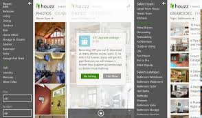 Home Design Windows App Beautiful Home Design Ideas With Houzz For Windows Phone Techguru Me