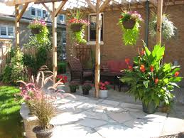 Tuscan Home Decorating Ideas by Garden Design With Flower Bed Ideas Landscape From Landscap