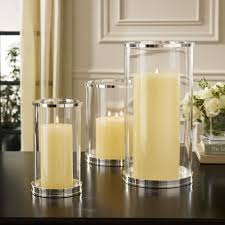 Ralph Lauren Home Decor by Silver Modern Hurricane Vases U0026 Candle Holders Home