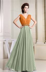 pale green prom dress informal a line sleeveless floor length