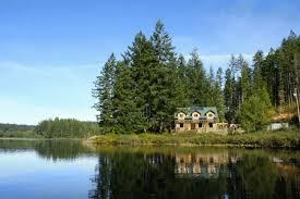 vancouver island getaways bay lakefront quadra island vacation rentals
