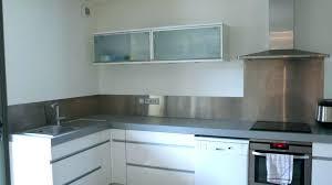 cuisine alu plaque aluminium cuisine finest plaque aluminium noir fonc ral with