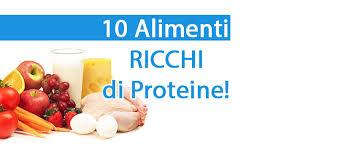 alimentazione ricca di proteine i 10 alimenti ricchi di proteine farmacia dei servizi