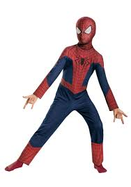 boys spider man 2 classic costume halloween costumes