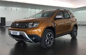 duster dacia 2018 dacia duster 2018 renault duster front three quarters left