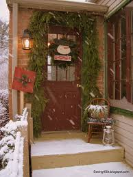exterior cool outdoor christmas decorations ideas front door decor